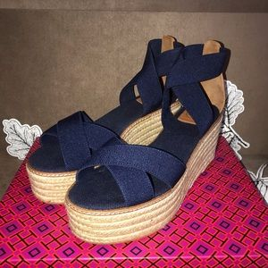 TORY BURCH Wedges sandals